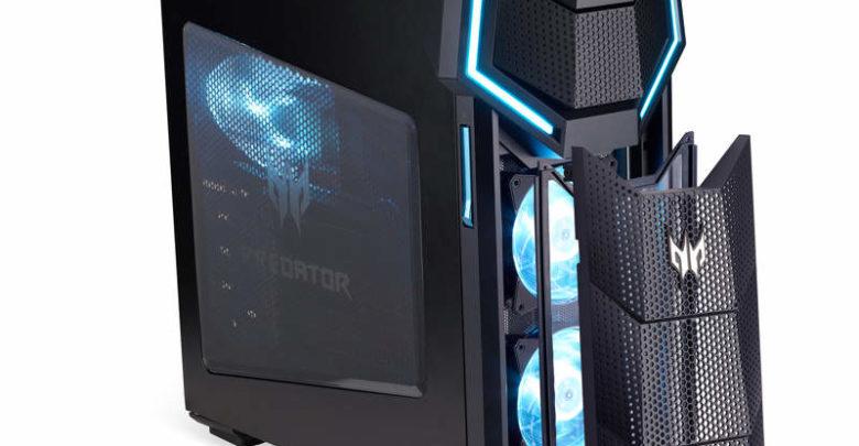 Photo of Nuevos equipos de sobremesa Acer Predator Orion 5000 con lo mejor del mercado