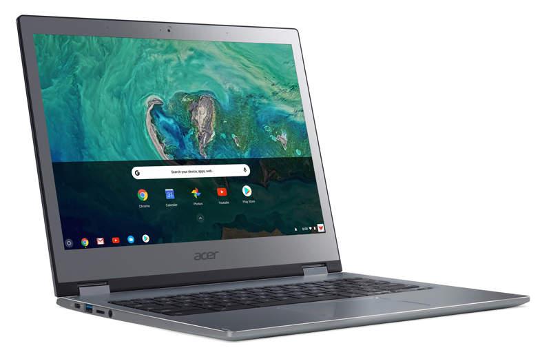 nuevos Acer Chromebook de 13 pulgadas y diseño premium