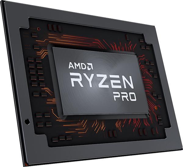 Anunciados los AMD Ryzen Pro con gráficos integrados Vega