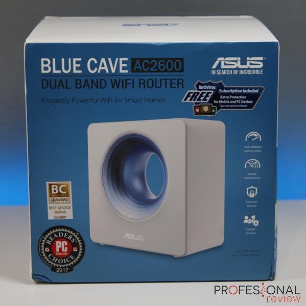 Asus Blue Cave