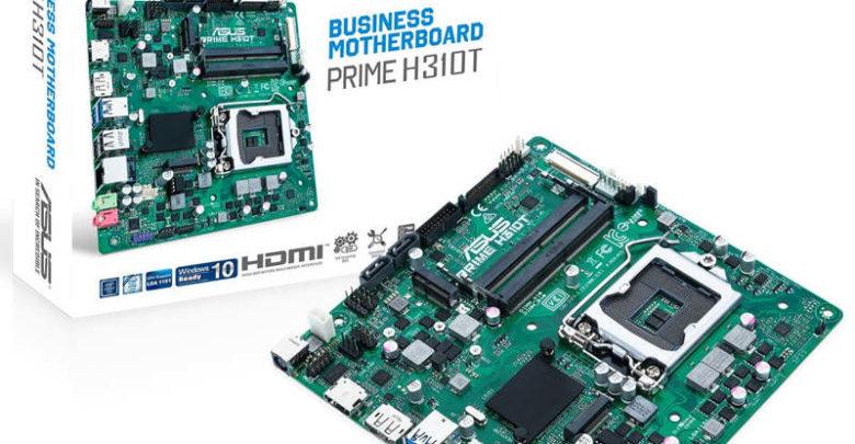 Photo of Nueva placa base Asus Prime H310T con formato Mini ITX