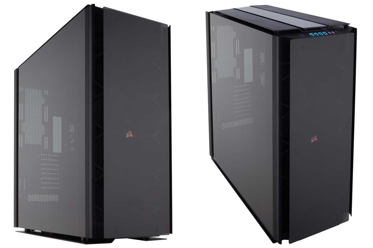 Corsair Obsidian Series 1000D te permite montar dos PCs