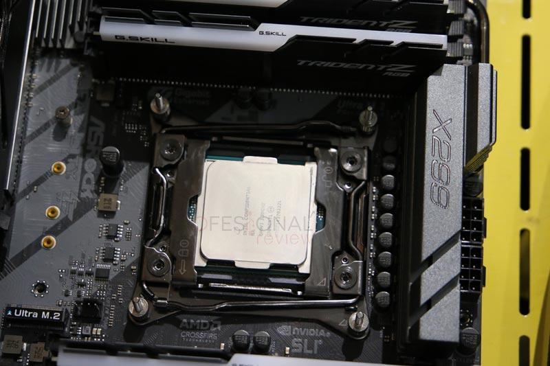 DeepCool Captain 240 EX instalacion