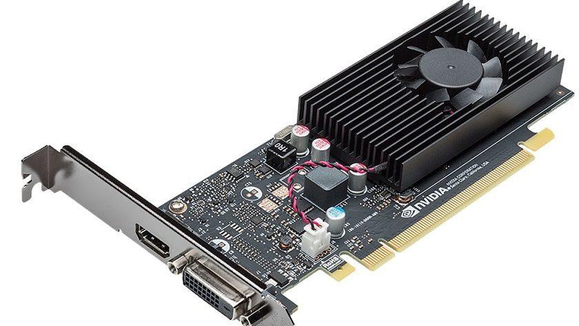 Diferencia entre la GeForce GT 1030 con memorias GDDR5 y DDR4