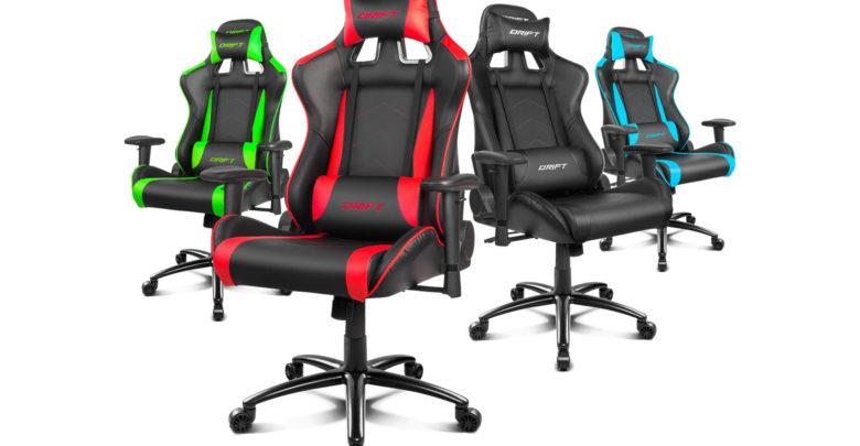 Photo of Anunciada la nueva silla gaming Drift DR150 con la mejor calidad