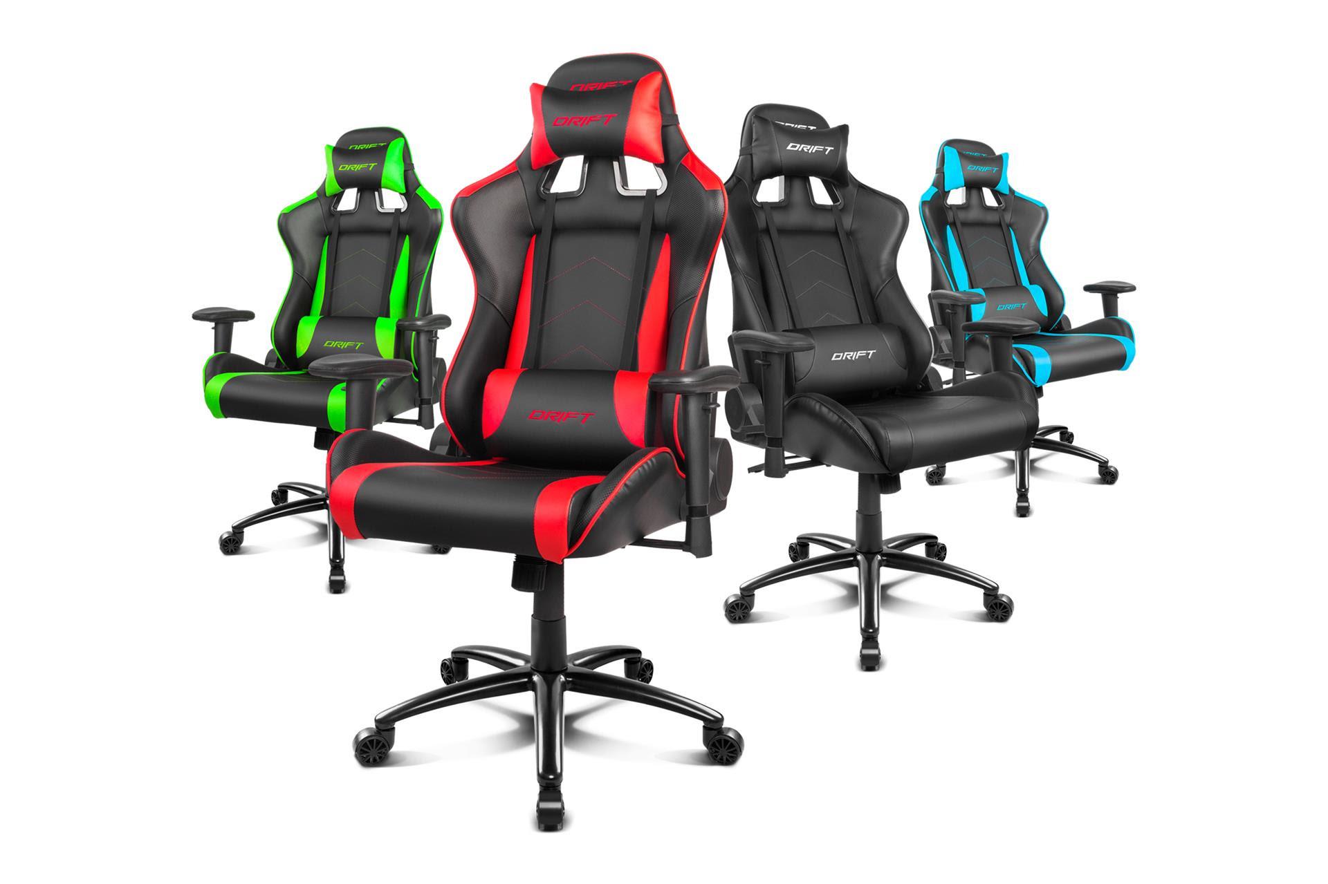 Drift DR150, la nueva silla hecha para los jugadores más exigentes