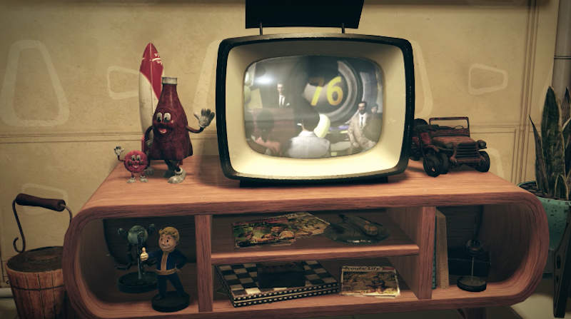 Fallout 76 es un juego enfocado a la supervivencia y con multijugador
