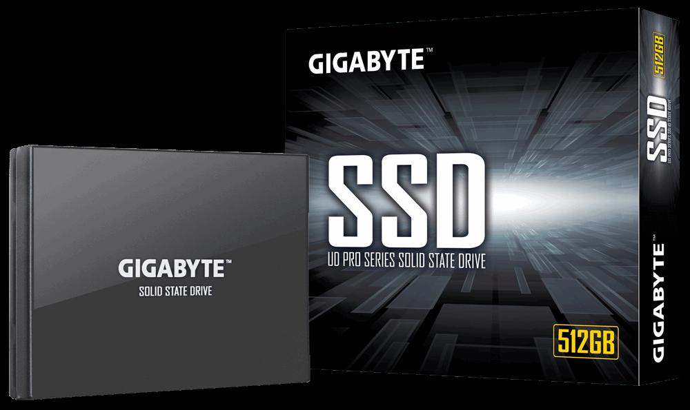 Nuevos SSD Gigabyte UD PRO