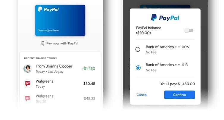 Photo of Paypal y Google llegan a un acuerdo para una mayor integración