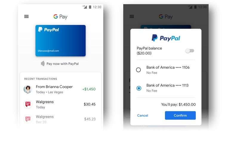 Google y Paypal alcanzan un nuevo acuerdo