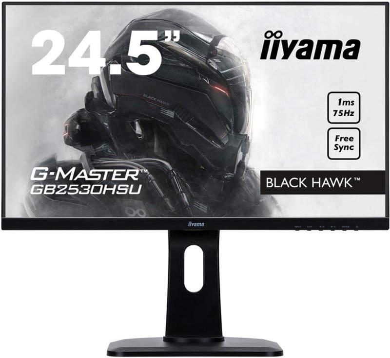 Iiyama anuncia tres nuevos monitores de la serie G-Master