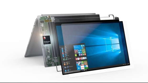 Los portátiles Windows 10 con Snapdragon 845 llegarán este año