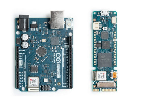 Photo of Arduino anuncia la llegada de las nuevas placas MKR Vidor 4000 y Uno WiFi Rev 2