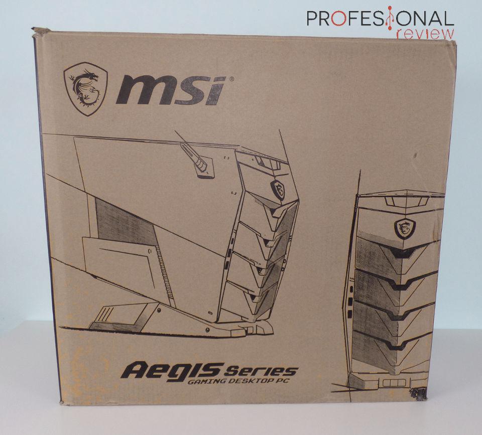 MSI Aegis 3 Review