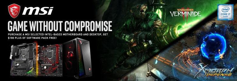 Photo of MSI regala el Vermintide 2 y X-Morph con la compra de sus productos Intel