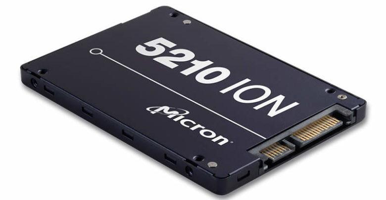 Photo of Micron 5210 ION es el primer SSD basado en memoria QLC