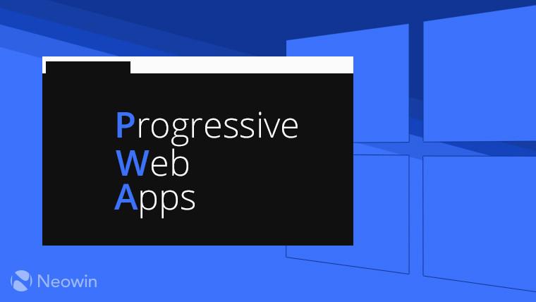 Microsoft ofrecerá nuevos detalles sobre las mejoras de las PWA