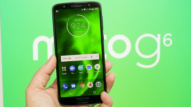 Photo of Los Moto G6, G6 Play y Z3 Play se actualizan a Android Pie