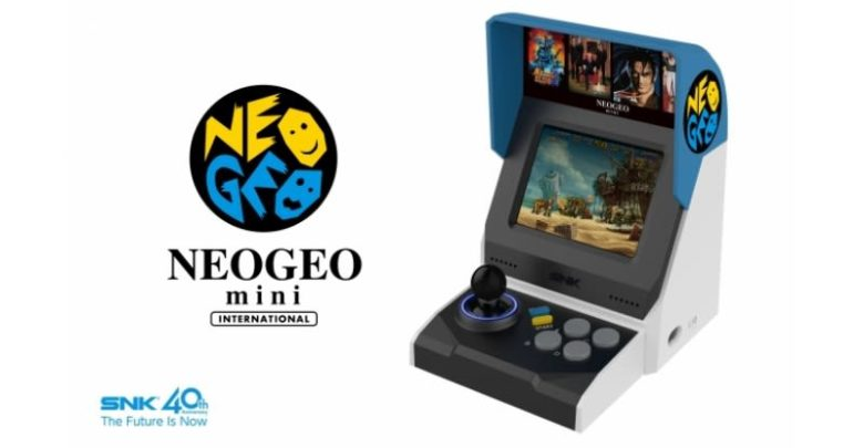 Photo of Neo Geo Mini es oficial, todas las características