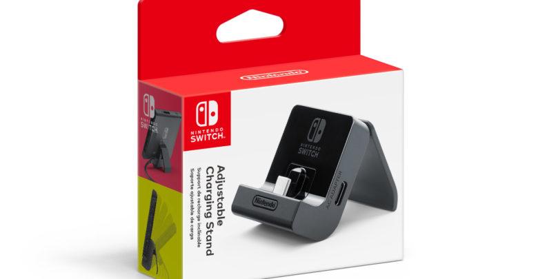 Photo of Nintendo Switch recibe un accesorio de carga oficial