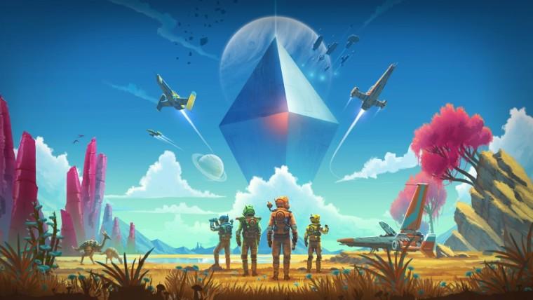 No Man's Sky Next ofrecerá un completo modo multijugador