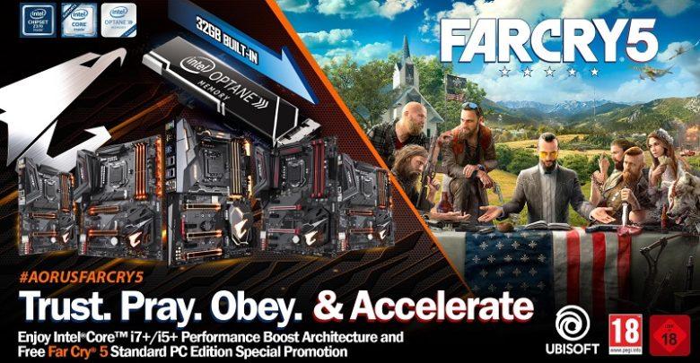 Photo of Gigabyte anuncia nuevas placas base con Optane incluido y con la promoción Far Cry 5