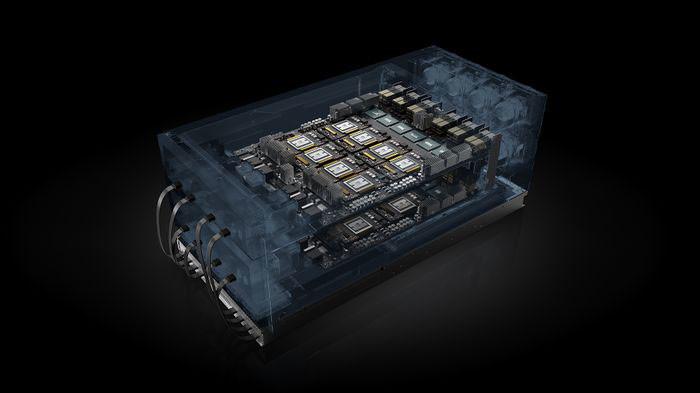 Nvidia HGX-2 es el nuevo monstruo basado en la arquitectura Volta