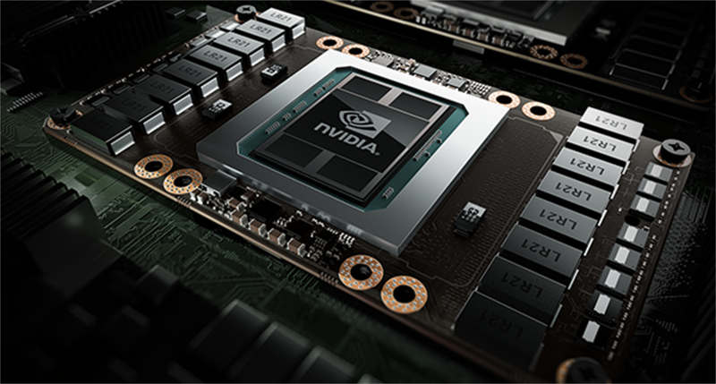 Nvidia logra el récord de ingresos en el primer trimestre de 2018