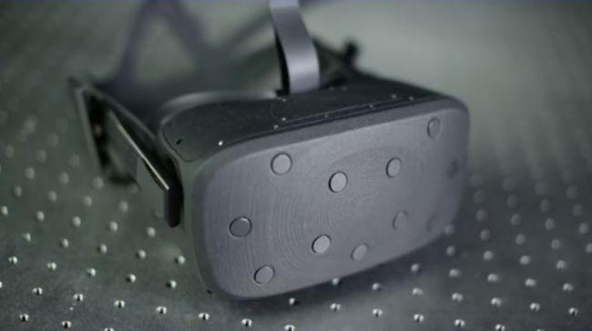 Nuevas Oculus Rift mejoran el campo de visión
