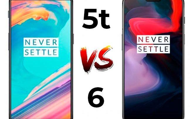 Photo of OnePlus 6 vs OnePlus 5T: ¿Cuál de los dos es mejor?