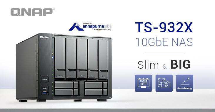 QNAP NAS TS-932X