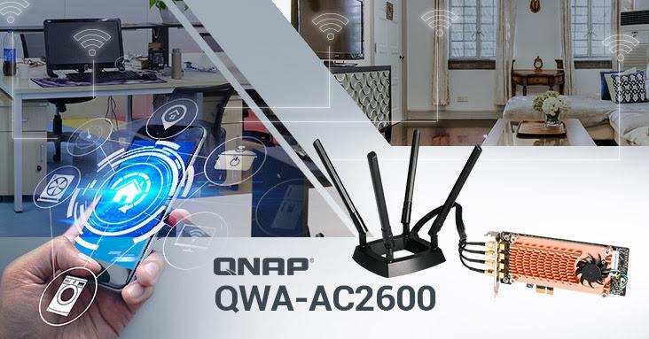 QNAP QWA-AC2600, convierte tu PC Ubuntu en un punto de acceso