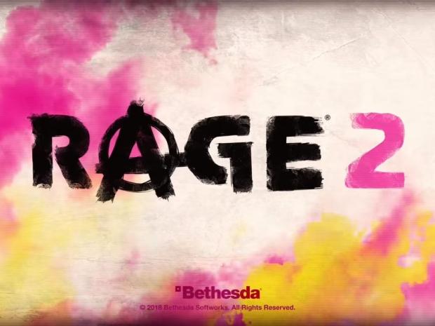 Rage 2 está en desarrollo por parte de Avalanche Studios e id Software