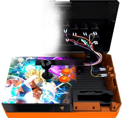 Photo of Razer anuncia dos mandos arcade inspirados en Dragon Ball FighterZ
