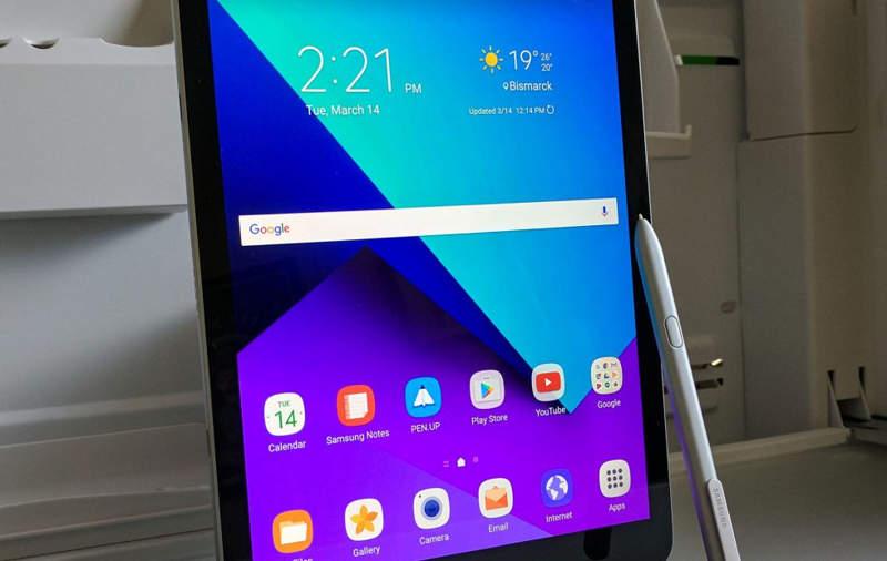 Samsung Galaxy Tab S3 se pone a la última en software