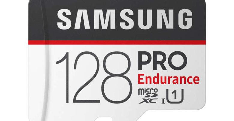 Photo of Nuevas tarjetas de memoria altamente resistentes Samsung PRO Endurance