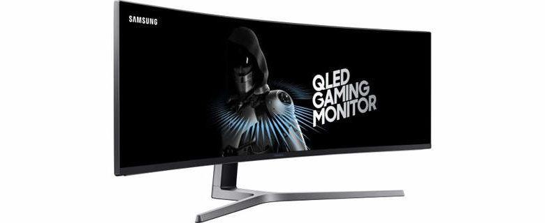 Photo of Samsung trabaja en un monitor QLED de 49 pulgadas a 120 Hz y 5120 x 1440 píxeles