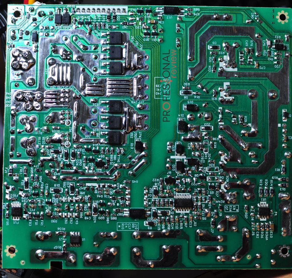 Silverstone ET750-HG interior