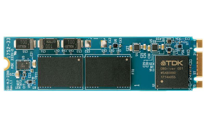 TDK anuncia sus nuevos SSD