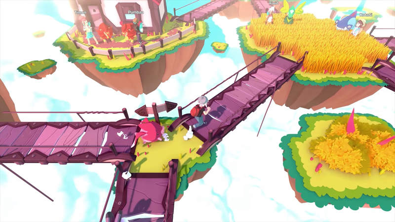 Temtem es un juego MMO inspirado en Pokemon