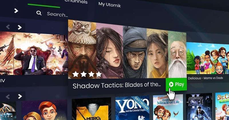 Utomik es la mejor alternativa al Xbox Game Pass