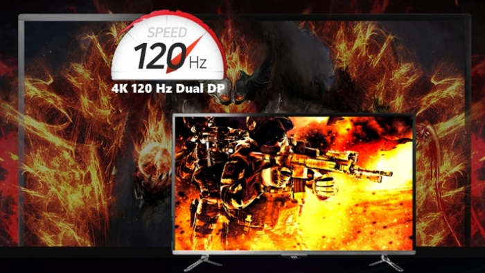 Photo of Wasabi Mango UHD430 es el primer monitor 4K con un panel a 120 Hz