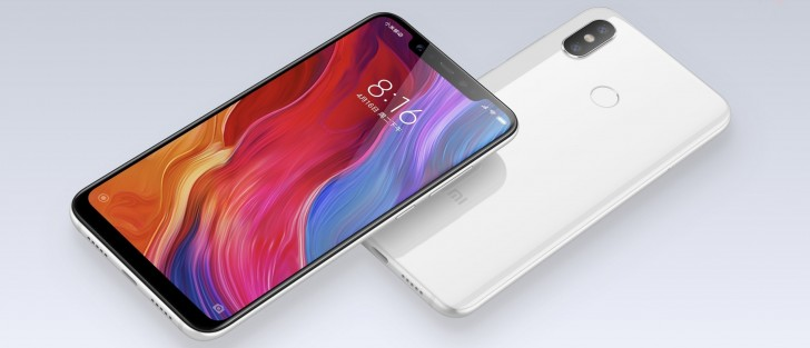 Photo of Xiaomi Mi8 se pasa al lado oscuro y abraza el poco estético Notch