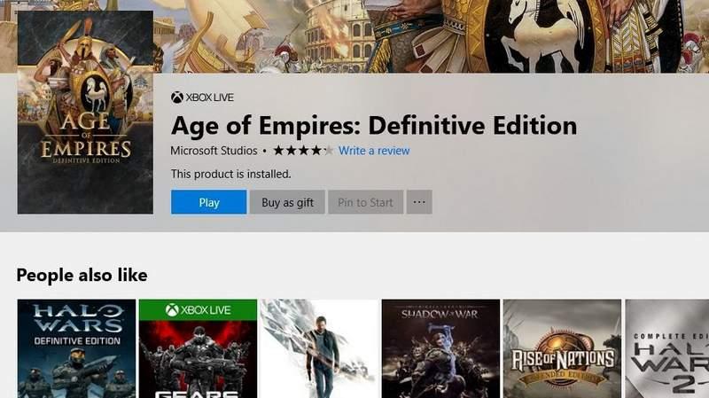 Ya puedes regalar juegos en la Microsoft Store de Windows 10