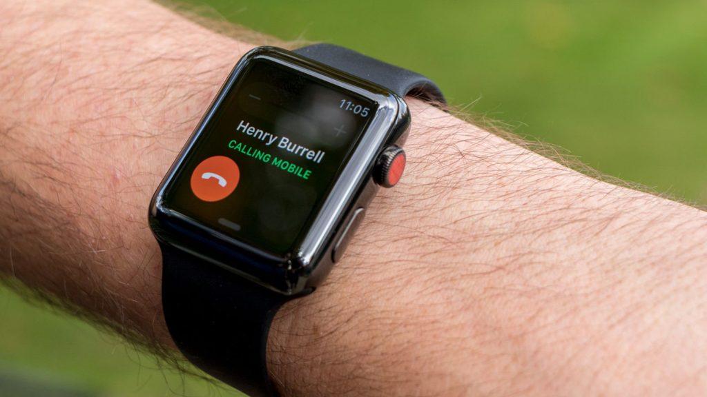 El Apple Watch Series 3 con conectividad LTE llega a más países