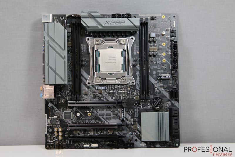 ASRock X299M Extreme 4 review