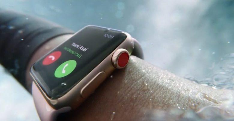 Photo of Cómo activar el bloqueo de agua en tu Apple Watch