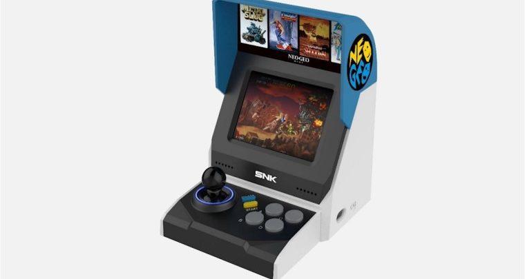 Photo of Neo Geo Mini, aparece un vídeo mostrando su diseño y los juegos
