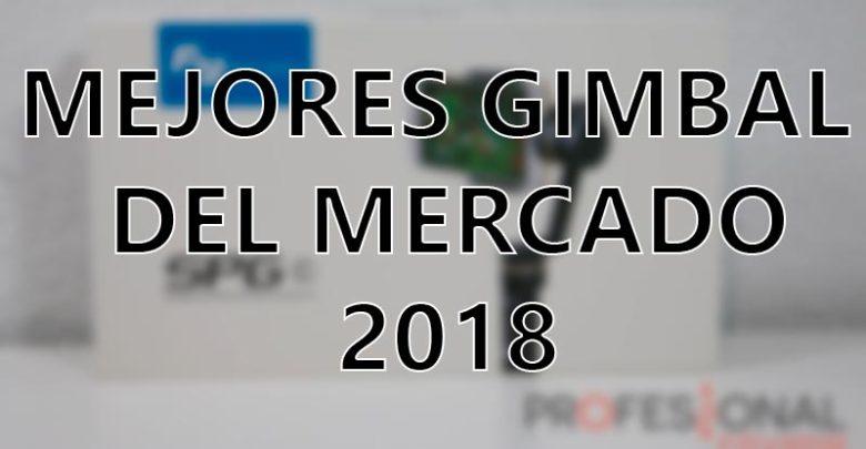 Photo of Mejores Gimbal para smartphone del mercado 2018