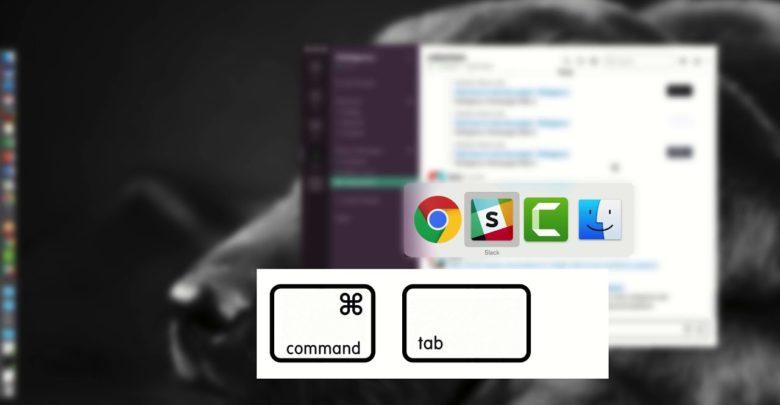 Cómo usar la app Switcher en macOS